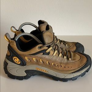 Women Merrill Pulse Sage hiking Shoes
